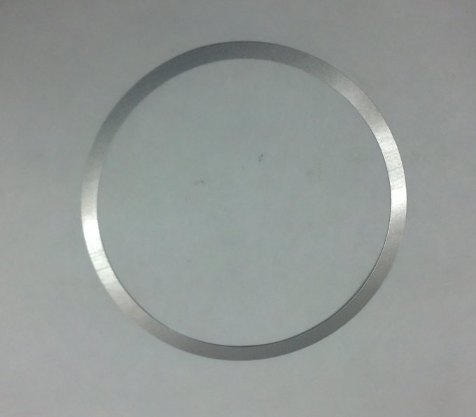 Final Drive Ring Gear Shim - 0.1mm