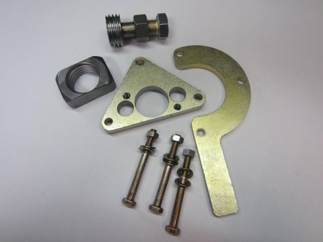 TRANSMISSION OUTPUT FLANGE HOLDER/PULLER - 1955 TO 1995 TWINS