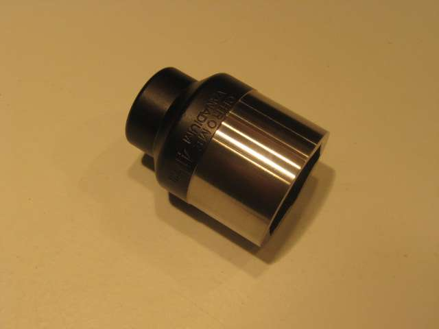 41mm SOCKET FOR SLOTTED NUT TOOL