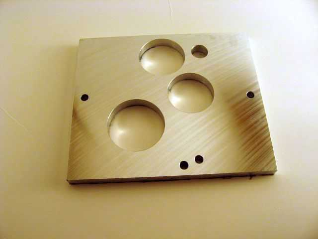 TRANSMISSION SHIM MEASURING PLATE - /2