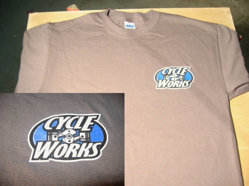 Cycle Works T-Shirt